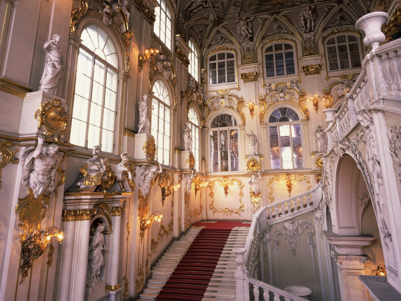Top Ten Sights in St Petersburg