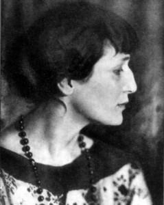 anna akhmatova portrait museum