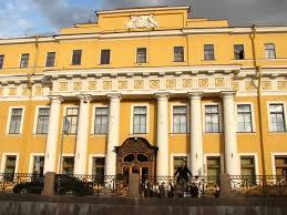 yusupov palace moika st petersburg