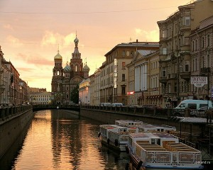 24 hours in st petersburg