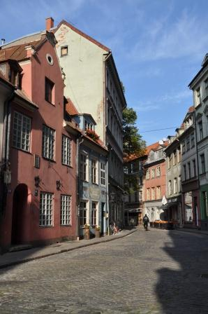 The Street of Old Town