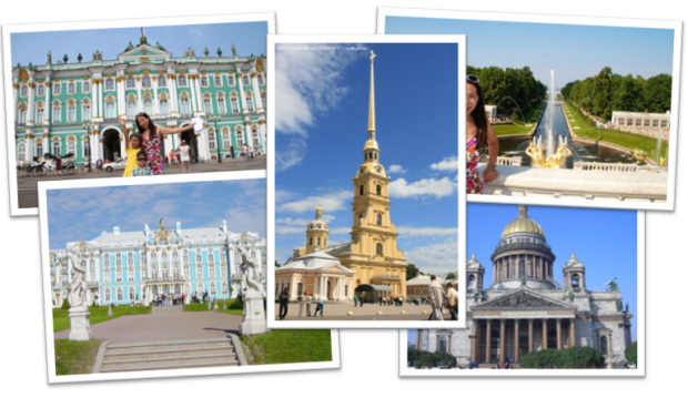 Highlights of St Petersburg tour