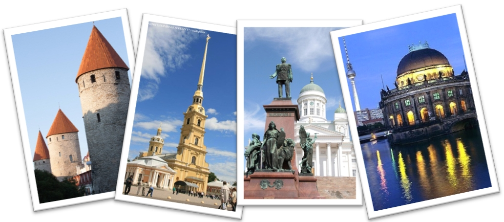 4 baltic capitals tour