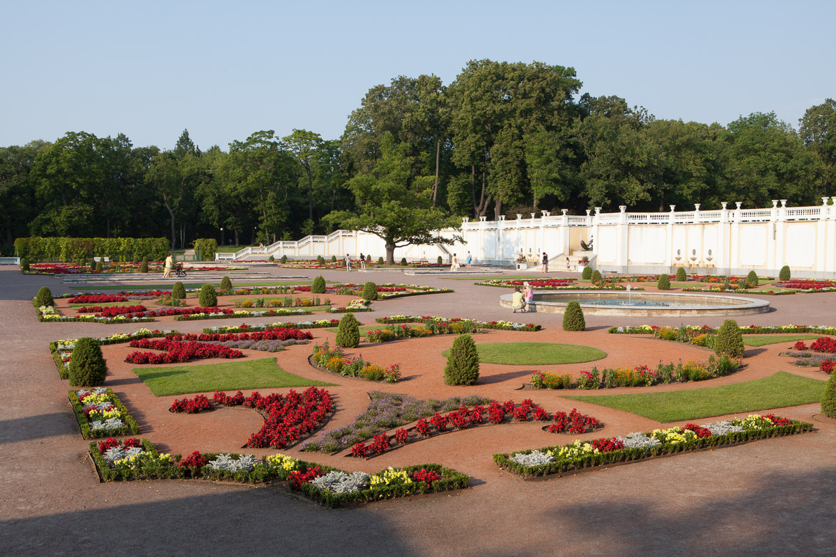 kadriorg palace garden