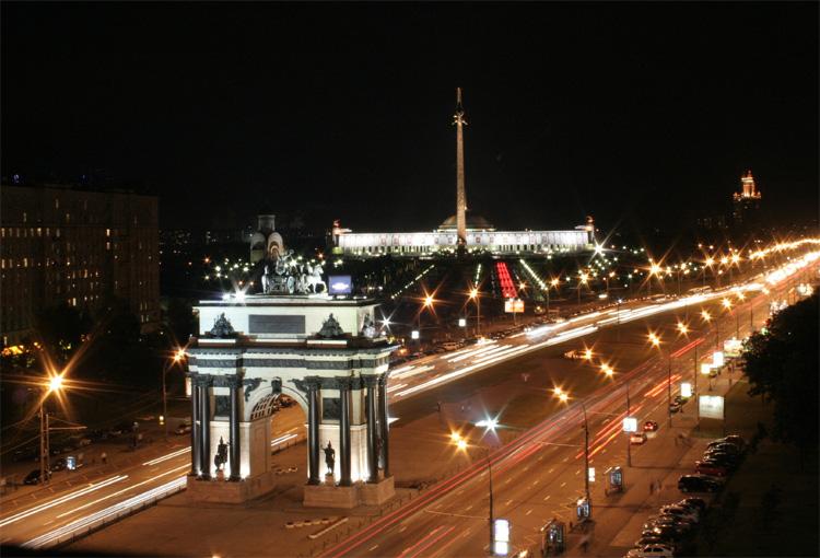 Kutuzovsky prospekt Moscow