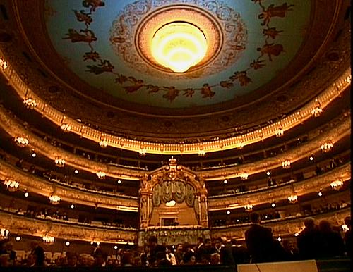 Mariinsky theater