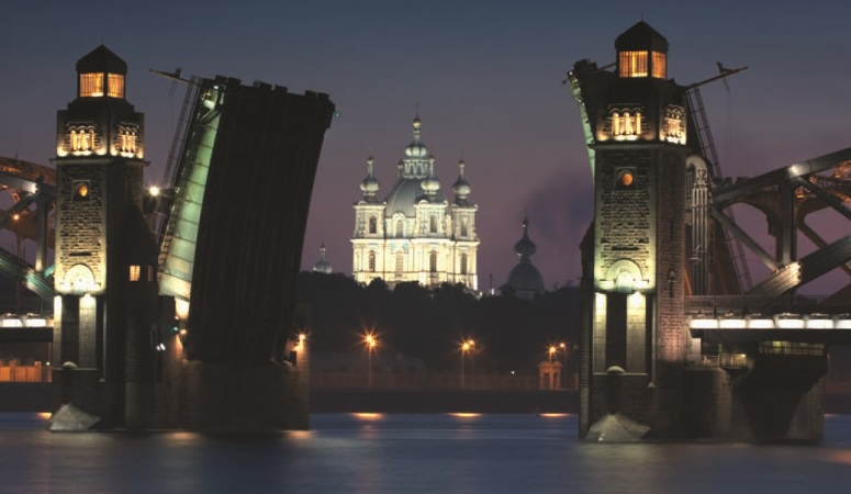 St.Petersburg Cruise tours