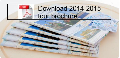 Download ULKOtours brochure