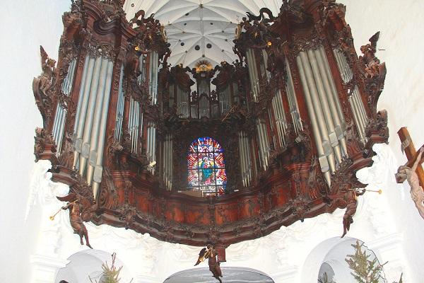 Oliwa Organ