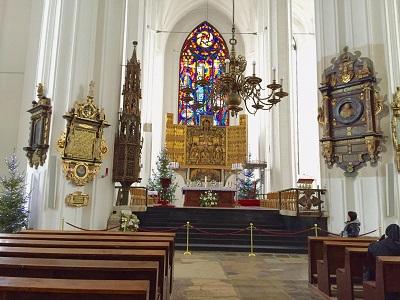 Saint Mary's basilica