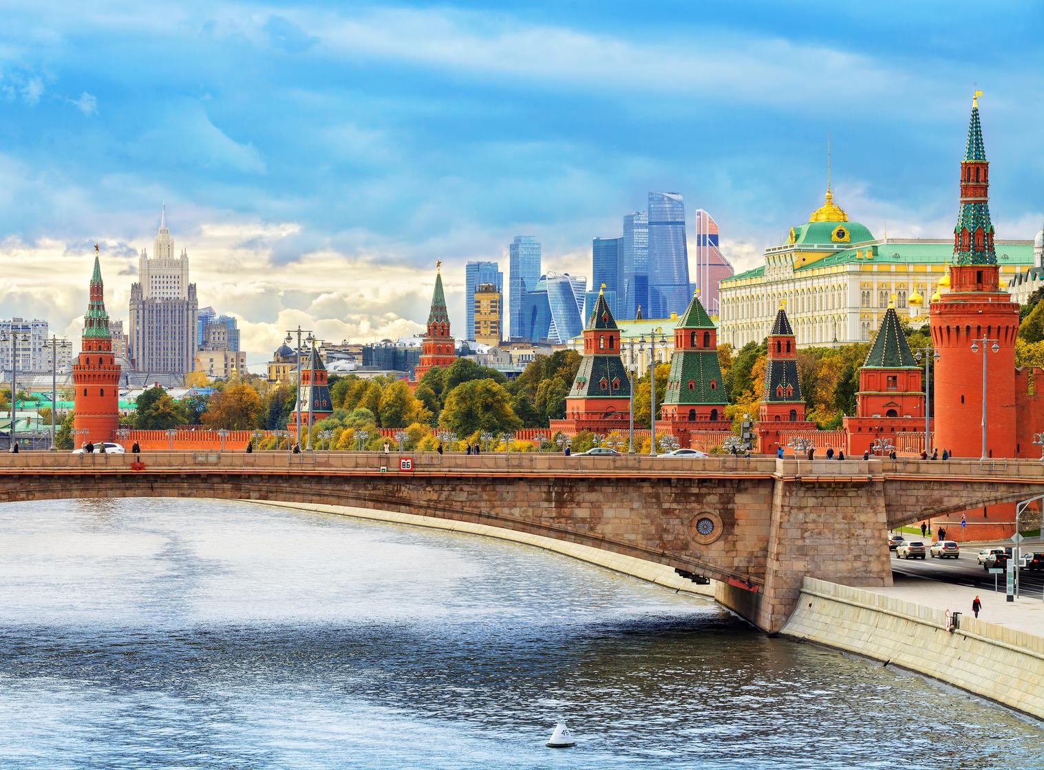 Moscow & St. Petersburg Grand Tour