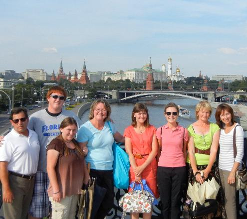 Moscow Sightseeing tour by car