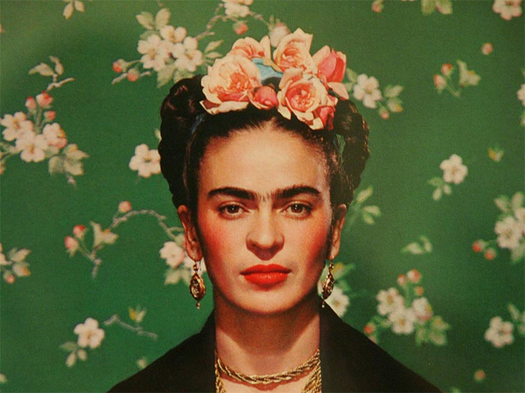 Frida Kahlo & Diego Riviera in the cultural capital