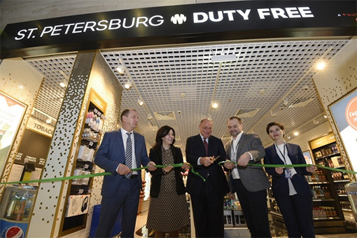 A 24-hour Duty Free Shop was opened in Pulkovo airport arrival zone.