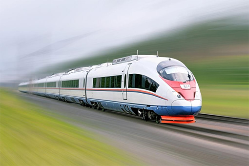 New High Speed Trains