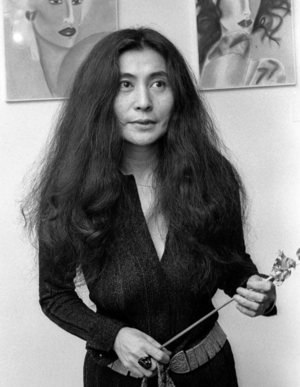 Moscow will host an exhibition of Yoko Ono's works