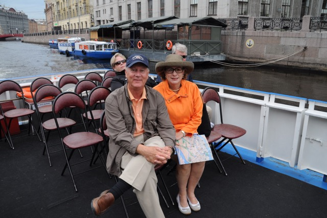 Evening Canal Boat Tour with roundtrip cruise ship transfer