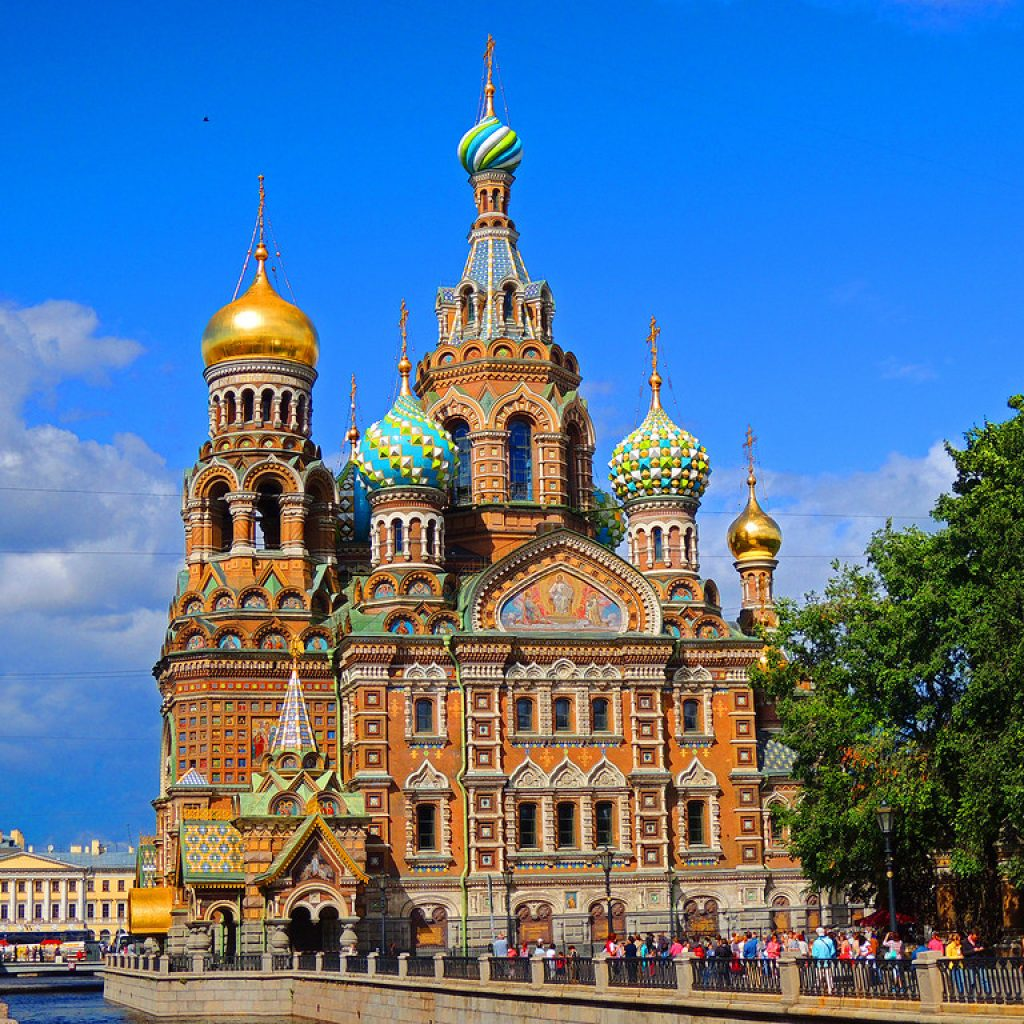 Customized private tour in Saint Petersburg