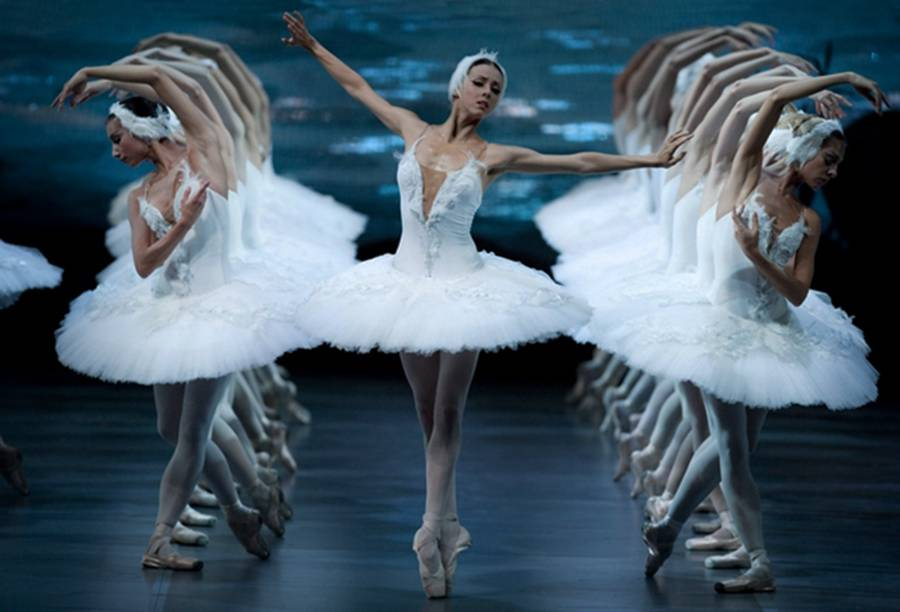 Classic Russian Ballet At Imperial Theater