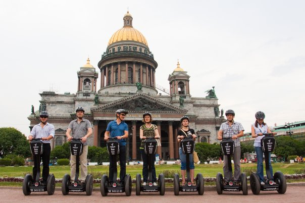 Easy Segway Tour