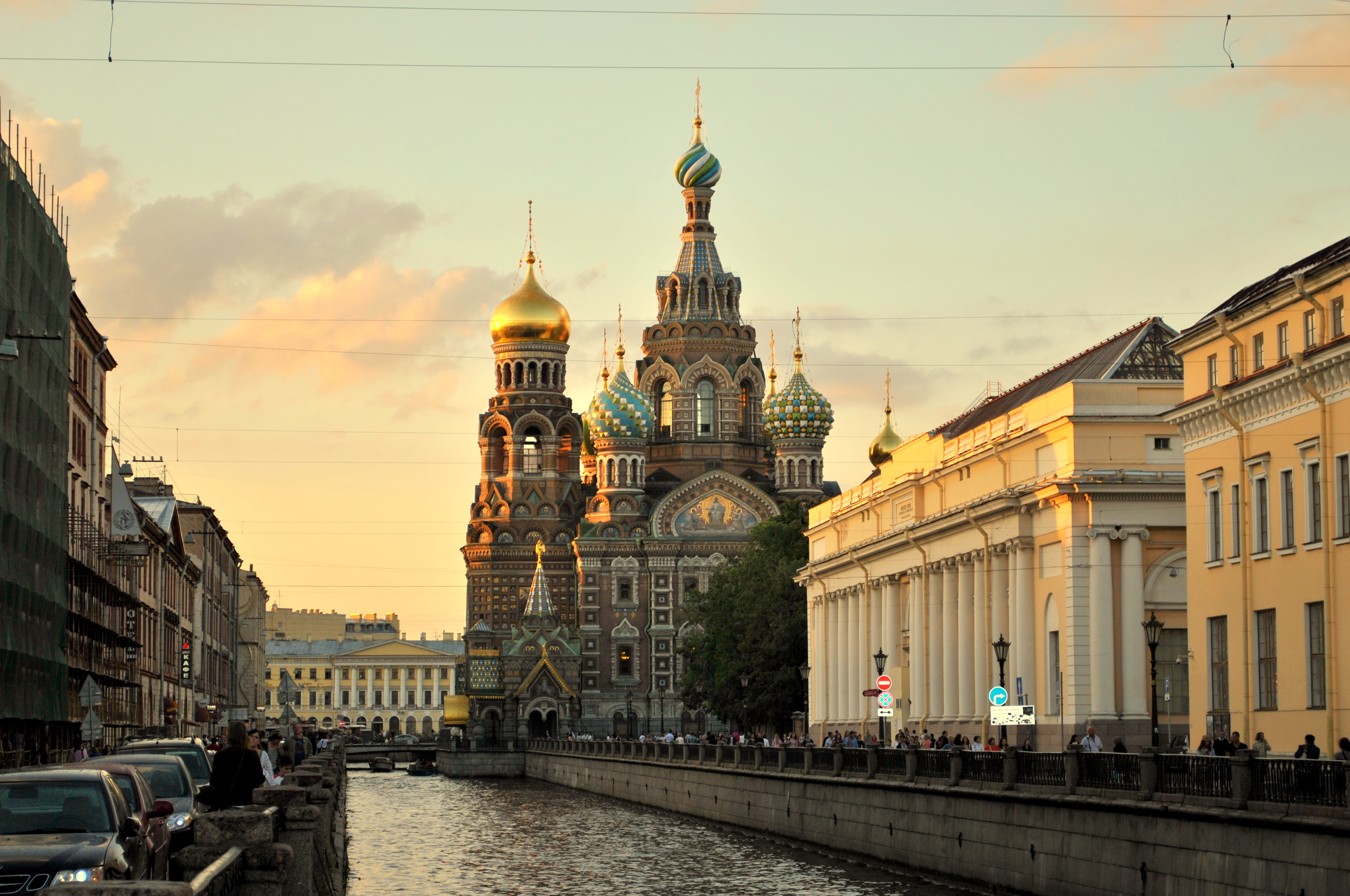 The most photographed Russian city
