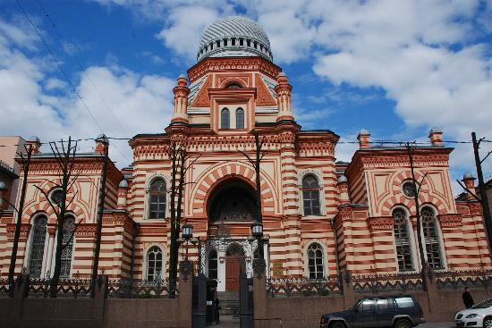 Jewish Heritage Tour: Grand Synagogue and Ethnography Museum