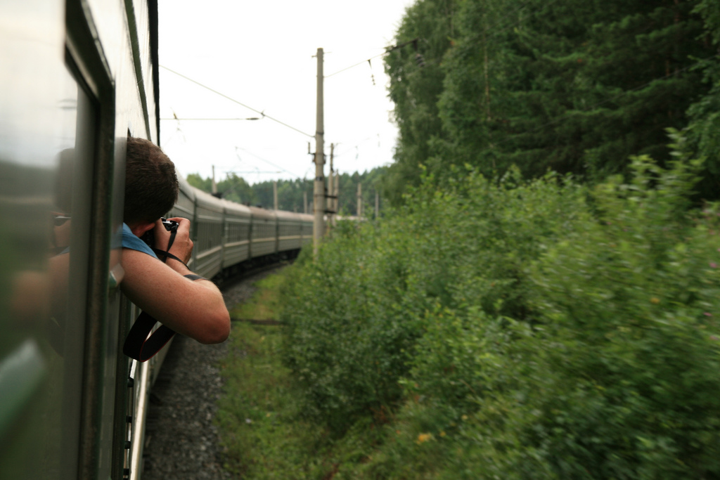 "From Beijing to Moscow by luxury train ""Imperial Russia"""