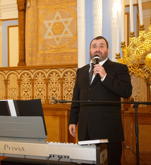 Private Concert of Jewish Music