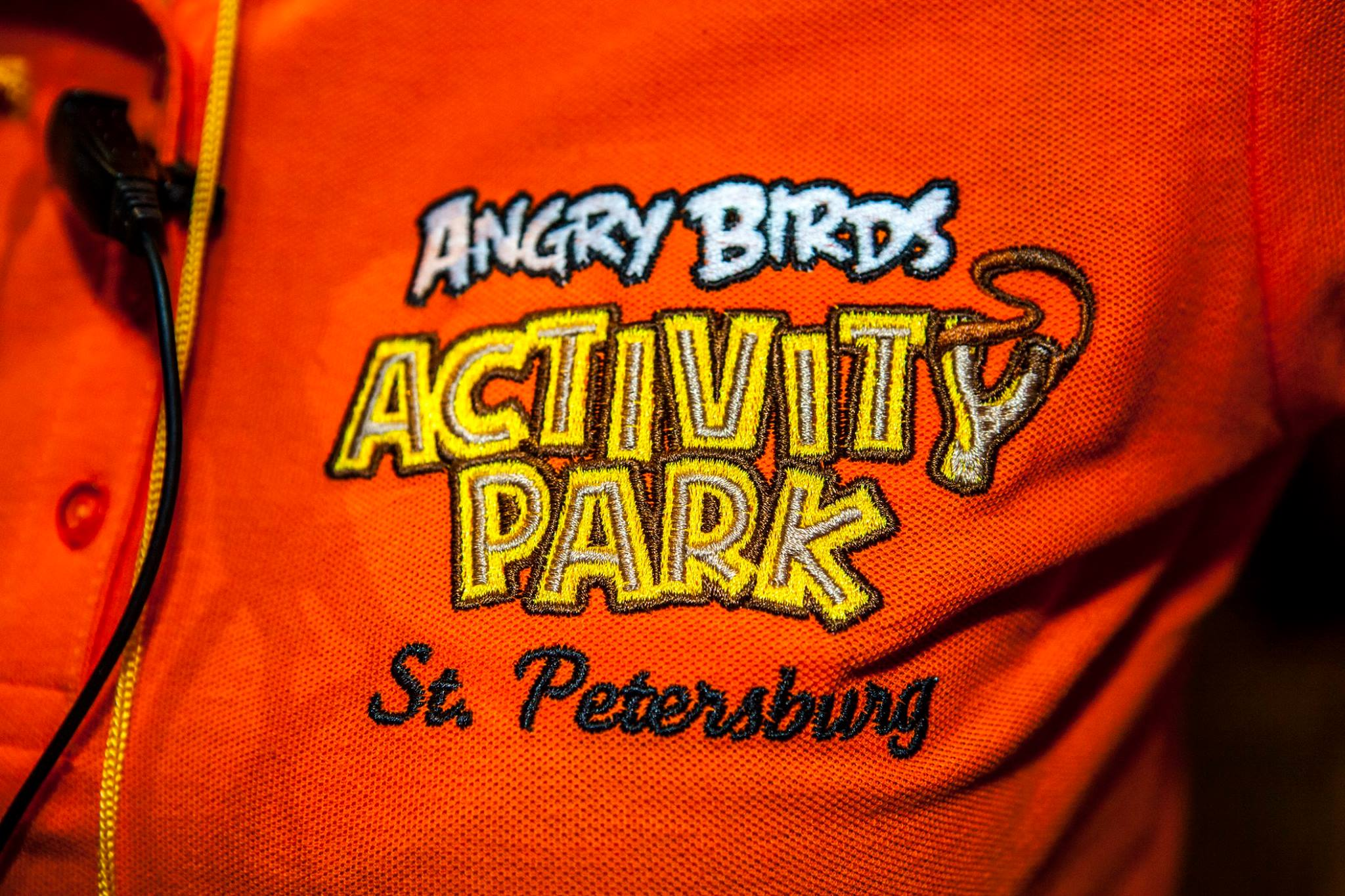 Angry Birds Activity Park (& shopping for adults!)