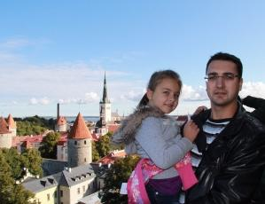 Family Tour of Tallinn