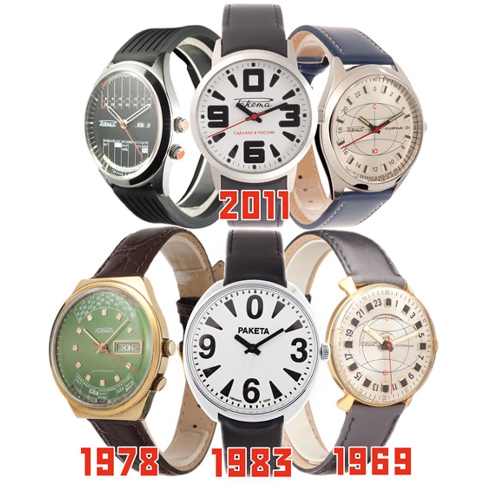 Raketa Watch Factory