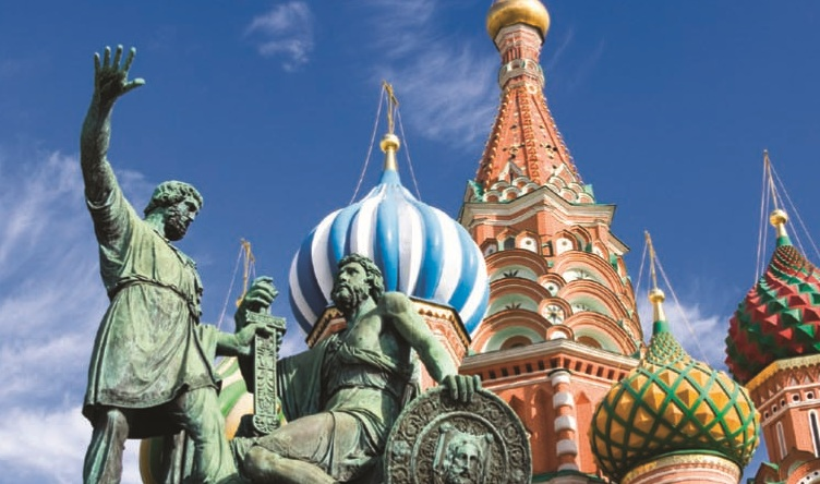 Moscow Shore Excursions