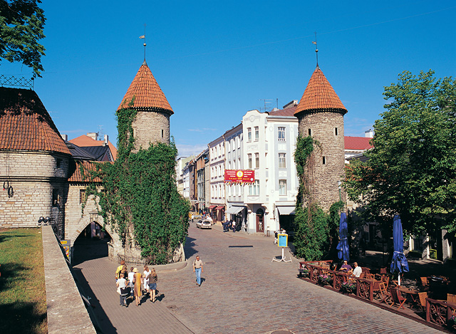 Gate of the Old Town